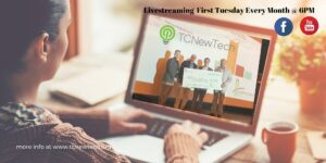 TCNewTech Pitch Event Every Month