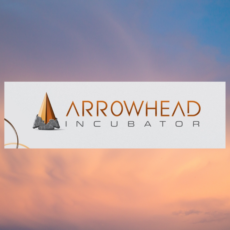 Signup Now for Arrowhead Incubator's Start-Up Program.
