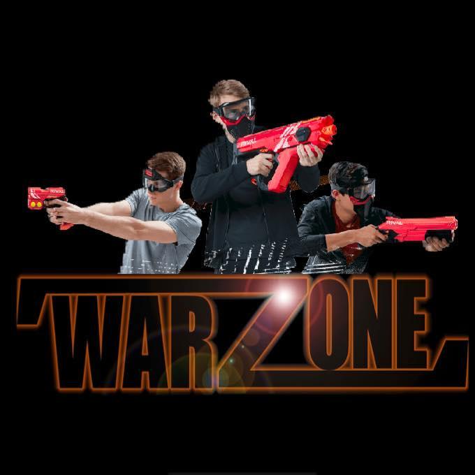The Warzone Logo