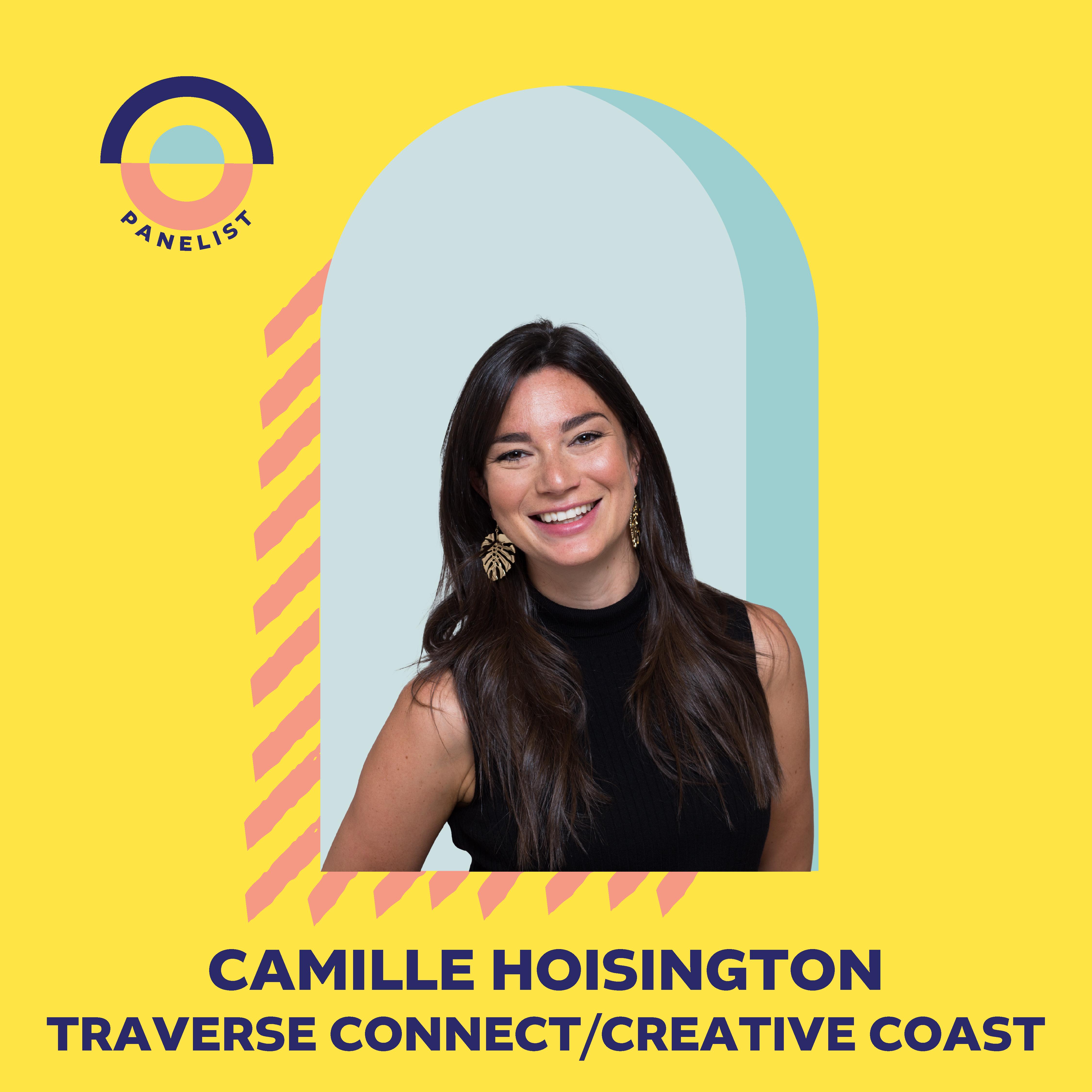 Camille Hoisington SXSW 2021 Panelist
