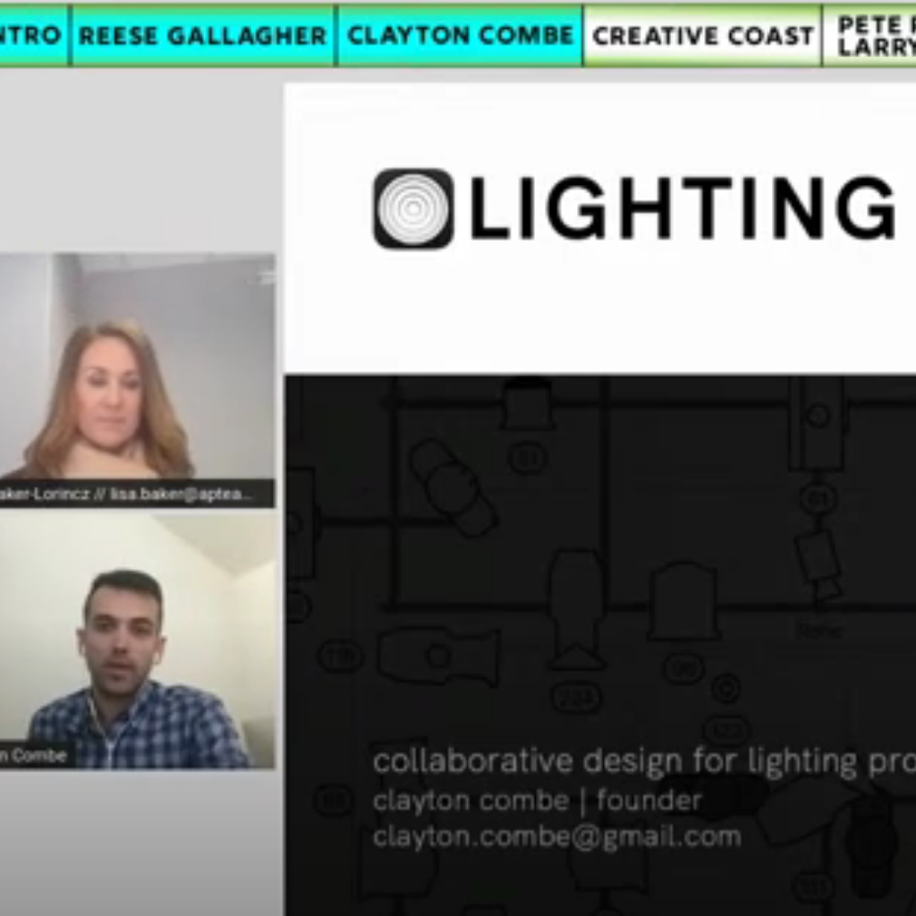 June 1, 2021 Lighting Designer Pitch
