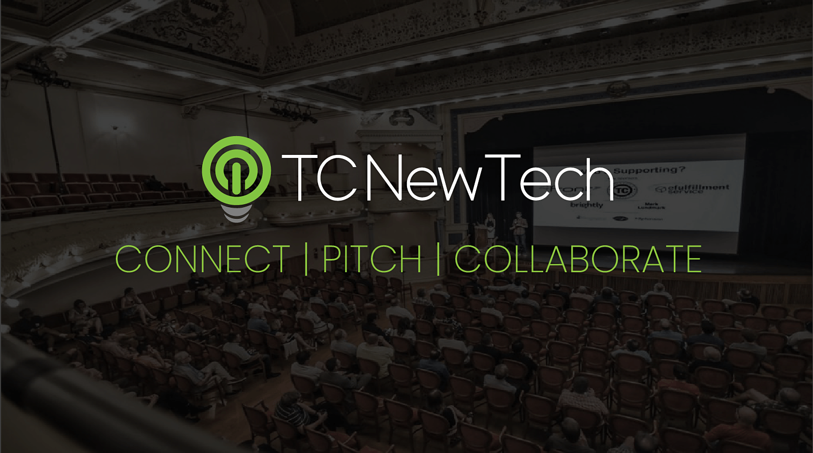 Connect, Pitch, and Collaborate at TCNewTech